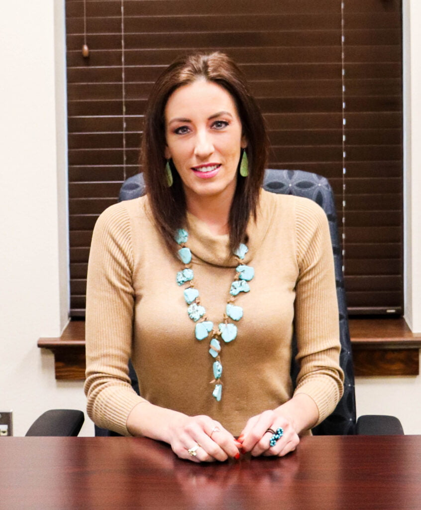 Janine Reyes, tourism director